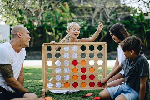 Jenjo Games Mega 4 Connect Four - Salsa and Gigi Australia