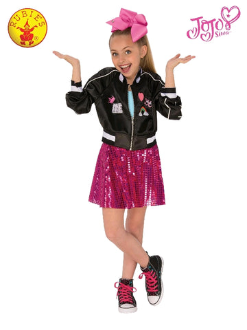 Jojo Siwa Jacket Girls Costume - Salsa and Gigi Australia 640554