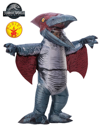 Jurassic World PTERANODON Adult Inflatable Costume - Salsa and Gigi Australia 01
