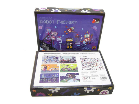 MF Robot Factory - Salsa and Gigi