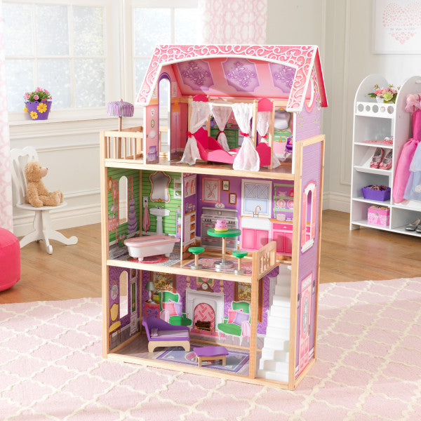 KidKraft Ava Dollhouse Girls Doll House - Salsa and Gigi Australia 01