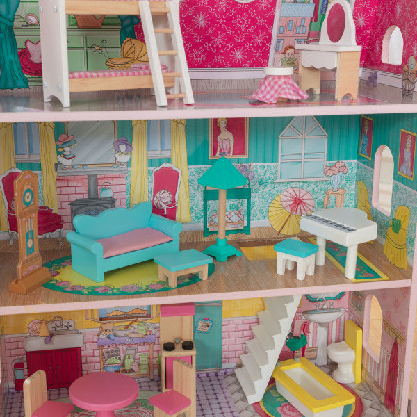 KidKraft Abbey Manor Dollhouse - Salsa and Gigi Australia
