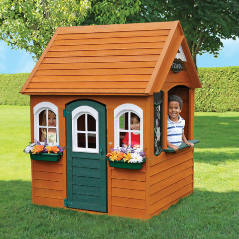 KidKraft Bancroft Wooden Playhouse - Salsa and Gigi Australia 01