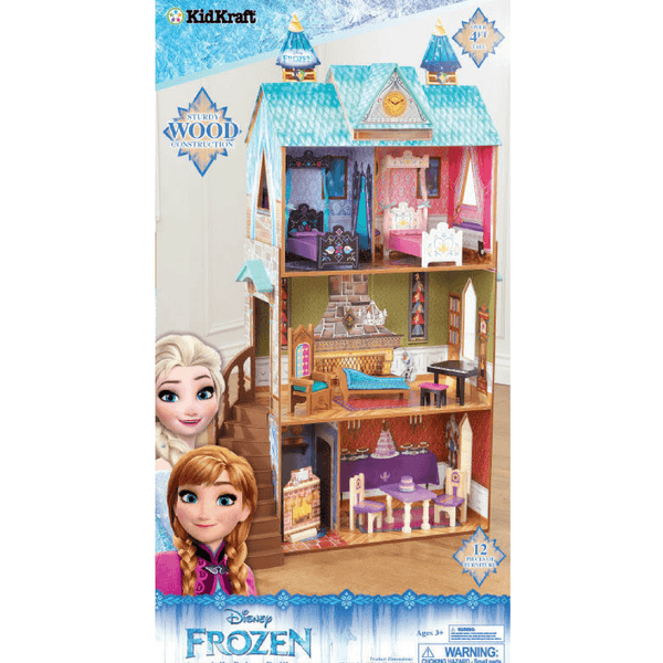 Disney Frozen Arendelle Palace Dollhouse - COMING SOON - Salsa and Gigi