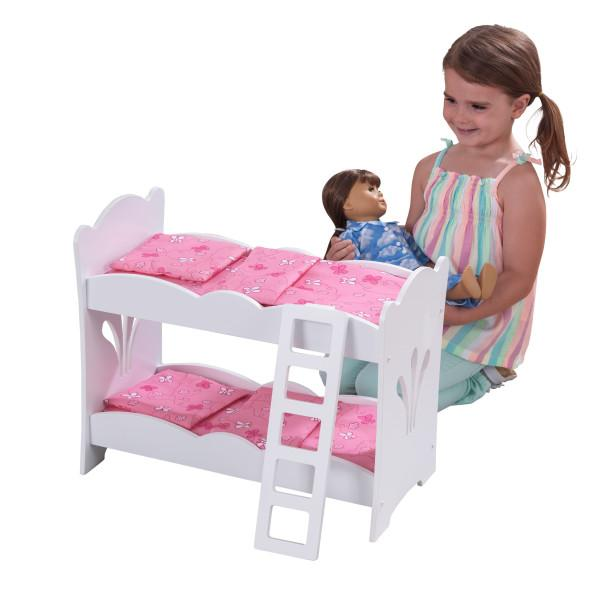 KidKraft Lil' Doll Bunk Bed - Salsa and Gigi Australia 01