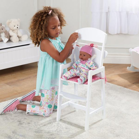 KidKraft Lil' Doll High Chair - Salsa and Gigi Australia 01