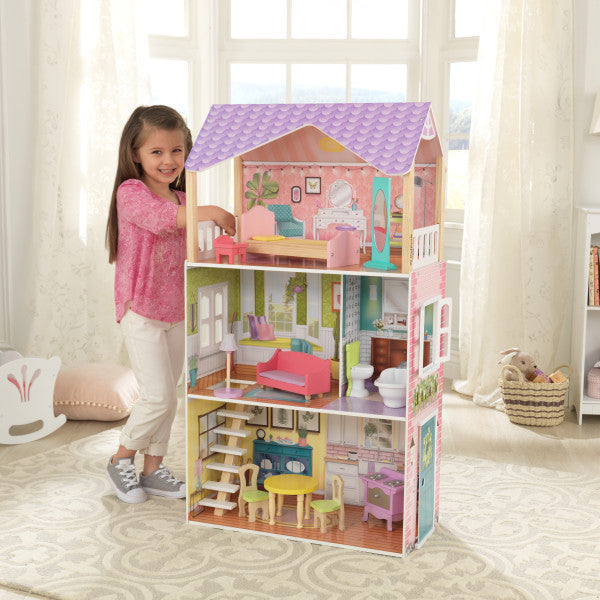 KidKraft Poppy Dollhouse - Salsa and Gigi Australia