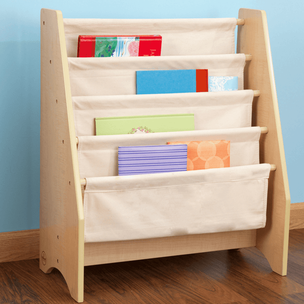 KidKraft Sling Bookshelf Natural - Salsa and Gigi Online Store