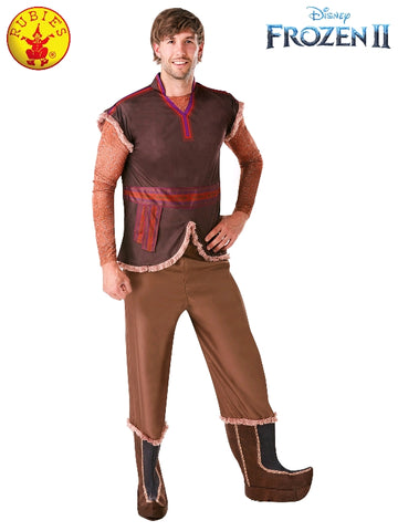 Kristoff Disney Frozen 2 Deluxe Men's Costume - Salsa and Gigi Australia 300470 01