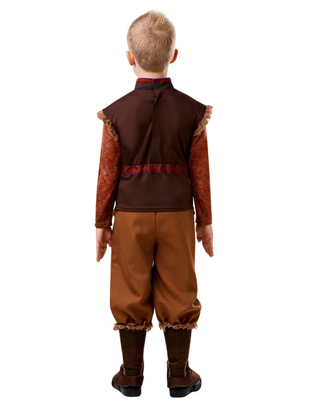 Kristoff Frozen 2 Deluxe Boys Costume - Salsa and Gigi Australi 300445 01
