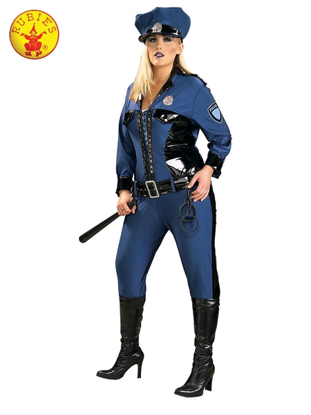 Lady Justice Police Adult Costume - Salsa and Gigi Australia 17424 01
