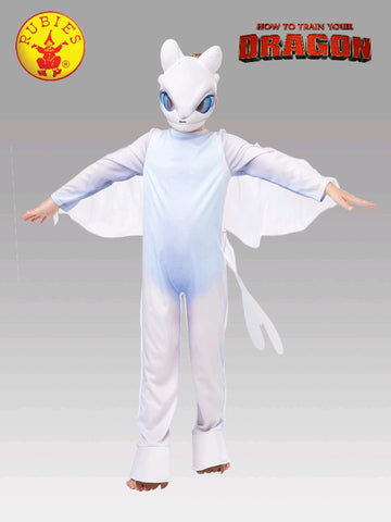 Light Fury Deluxe Child Costume - How to Train Your Dragon 3 The Hidden World - Salsa and Gigi Australia 641471