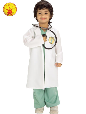 Lil Doc Child Costumes - Salsa and Gigi Australia 885626 01