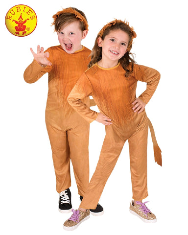 Lion Child Animal Costume - Salsa and Gigi Australia 7528