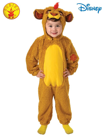 Disney The Lion Guard Kion Furry Child Costume