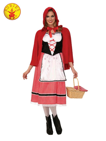 Little Red Riding Hood Ladies Costume - Salsa and Gigi Australia 701300 01