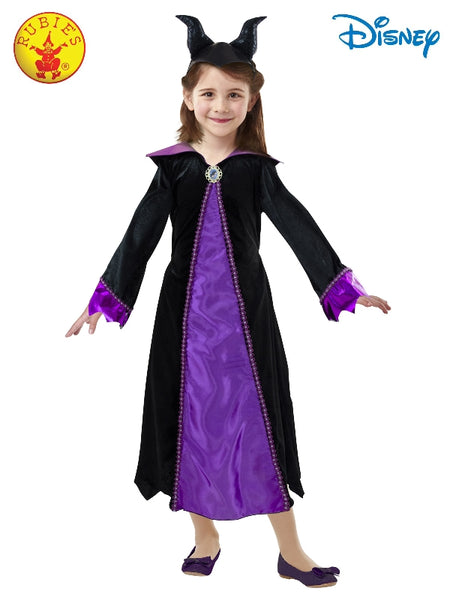 Maleficent Girls Costume - Salsa and Gigi Australia 4013 01