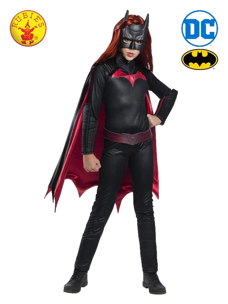 Marvel Batwoman Girls Costume - Salsa and Gigi Australia 701837 01