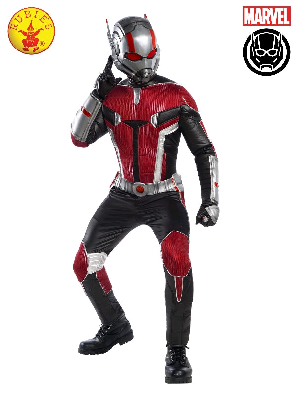 Marvel ANT-MAN Collector's Edition Adult Costume - Salsa and Gigi Australia 821132 01