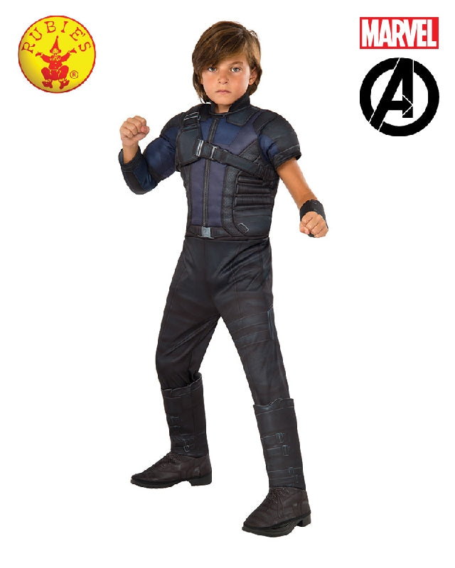 AVENGERS Hawkeye Civil War Deluxe Boys Costume - Salsa and Gigi