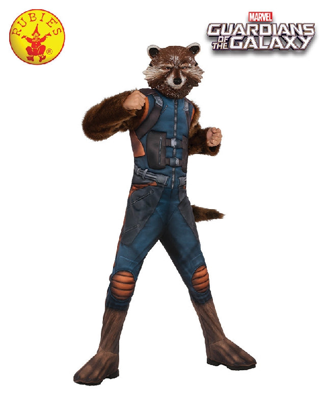 AVENGERS Guardians of the Galaxy Rocket Raccoon Boys Costume - Salsa and Gigi