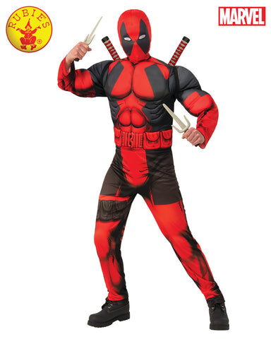 Marvel Deapool Child Costume - Teen 9-13 years