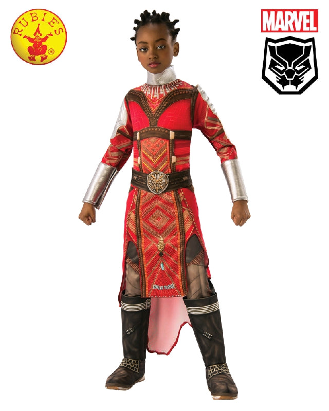 Marvel Dora Milaje Girls Costume - Salsa and Gigi Australia 700364