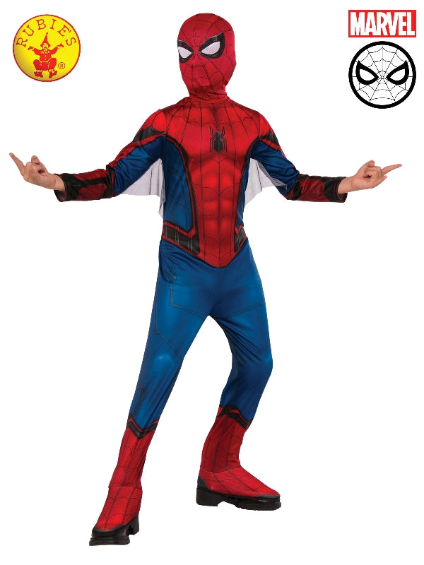 Marvel Spider-Man Far From Home Child Costume Blue - Size L