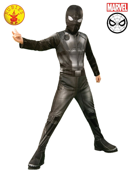 Marvel Spider-Man Far From Home Stealth Suit Child Costume - Salsa and Gigi Australia 700612 01