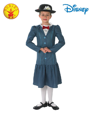 Disney Mary Poppins Girls Costume - Tween Sizes 9-10 yr, 11-12 yr - Salsa and Gigi