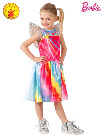 Mattel Barbie Fairy Girls Costume - Salsa and Gigi Australia 7411 01