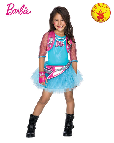 Mattel Barbie Pop Star Girls Costume - Salsa and Gigi Australia 630741