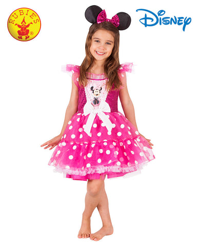Disney Minnie Mouse Pink Tutu Girls Costume - Medium - Salsa and Gigi