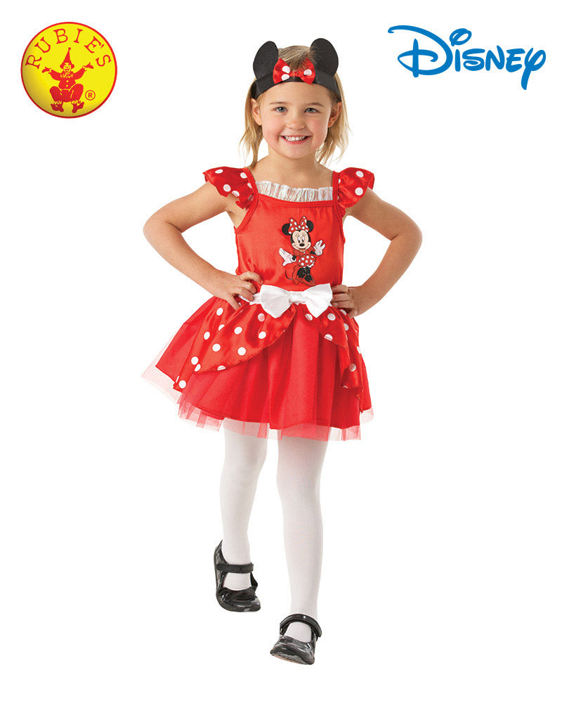 Disney Minnie Mouse Girls Costume - Toddler - Salsa and Gigi