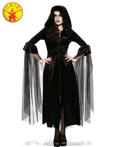 Mistress of Midnight Ladies Halloween Costume - Salsa and Gigi Australia 34308
