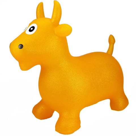 Moovie the Bull Inflatable Bouncy Rider - Salsa and Gigi Australia PA7019 01
