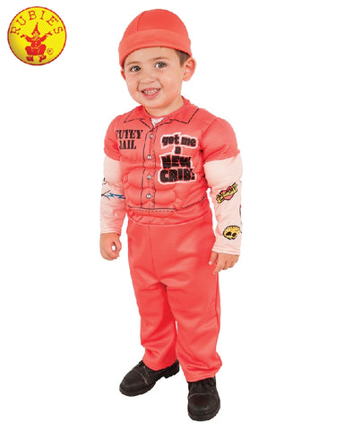 Muscle Man Prisoner Child Costume - Salsa and Gigi Australia 630956