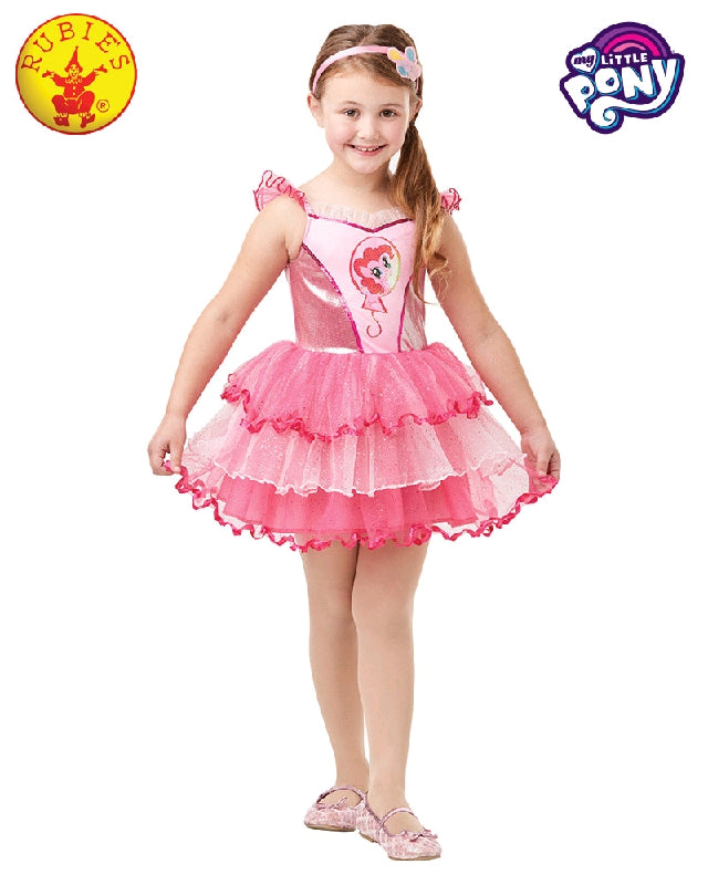 My Little Pony Pinkie Pie Premium Girls Costume - Salsa and Gigi