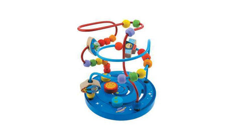 Space Roller Coaster - Salsa and Gigi Online Store