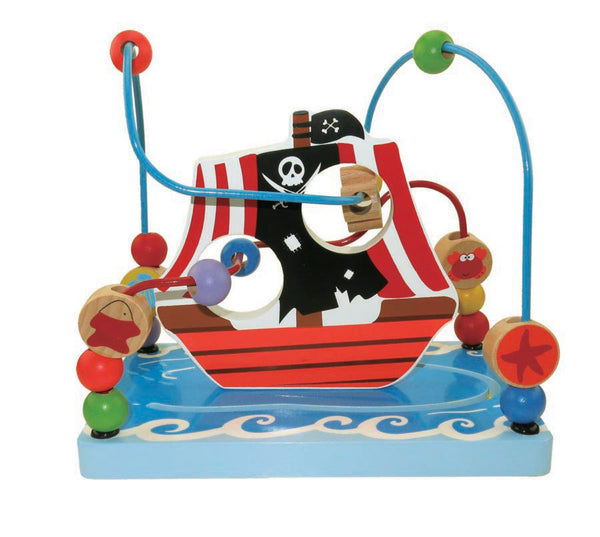 Pirate Roller Coaster - Salsa and Gigi Online Store