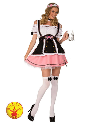 Oktoberfest Fraulein Ladies Costume - Salsa and Gigi Australia 820549