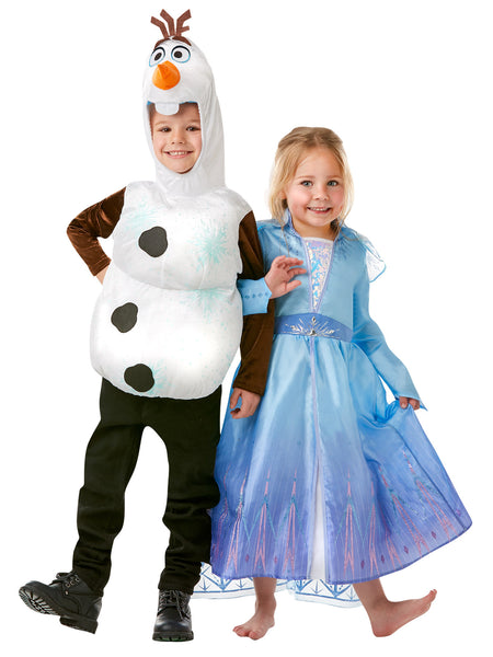 Olaf Disney Frozen 2 Child Costume Top - Salsa and Gigi Australia 300509 01