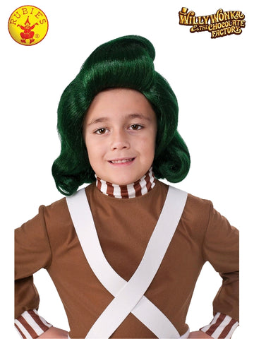 Oompa Loompa Child Wig - Salsa and Gigi Australia 32988