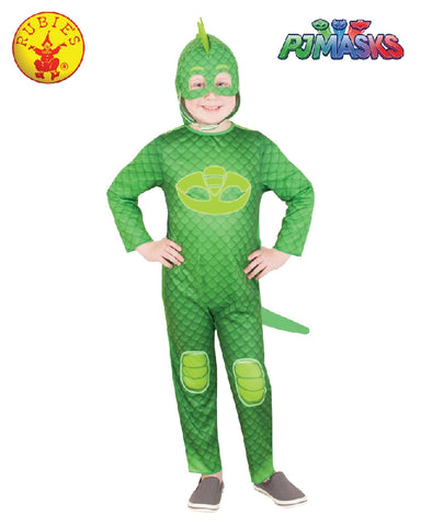 PJ Masks Gekko Glow in the Dark Costume - Salsa and Gigi Australia