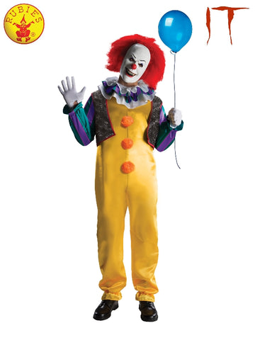 Pennywise IT Deluxe Clown Costume - Salsa and Gigi Austrlaia 881562