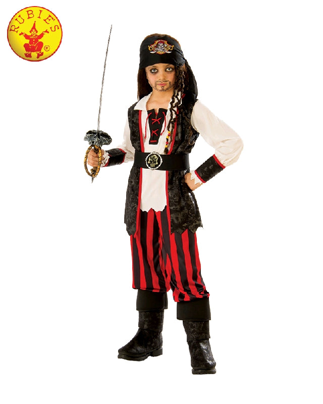 COMING SOON... Pirate Boy Halloween Costume - Sizes S, M - Salsa and Gigi