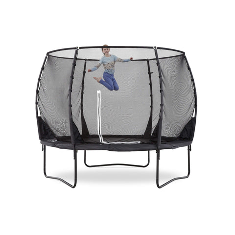 Plum® 10ft Premium Magnitude Spring Safe® Trampoline - Kids Outdoor Play - Salsa and Gigi Australia