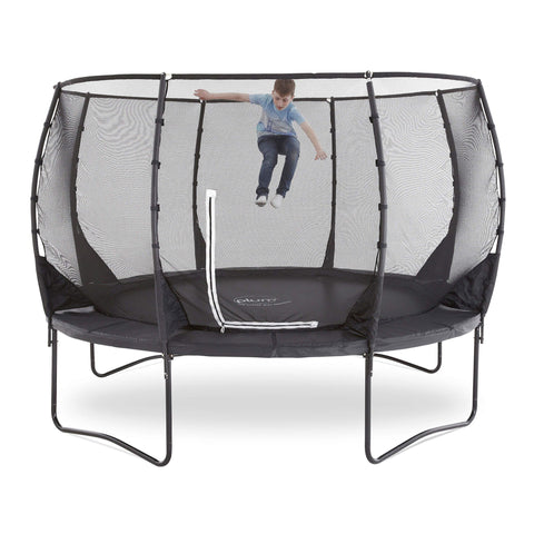 Plum® 12ft Premium Magnitude Spring Safe® Trampoline - Kids Outdoor Play - Salsa and Gigi Australia