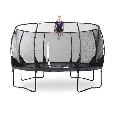 Plum® 14ft Premium Magnitude Spring Safe® Trampoline - Kids Outdoor Play - Salsa and Gigi Australia