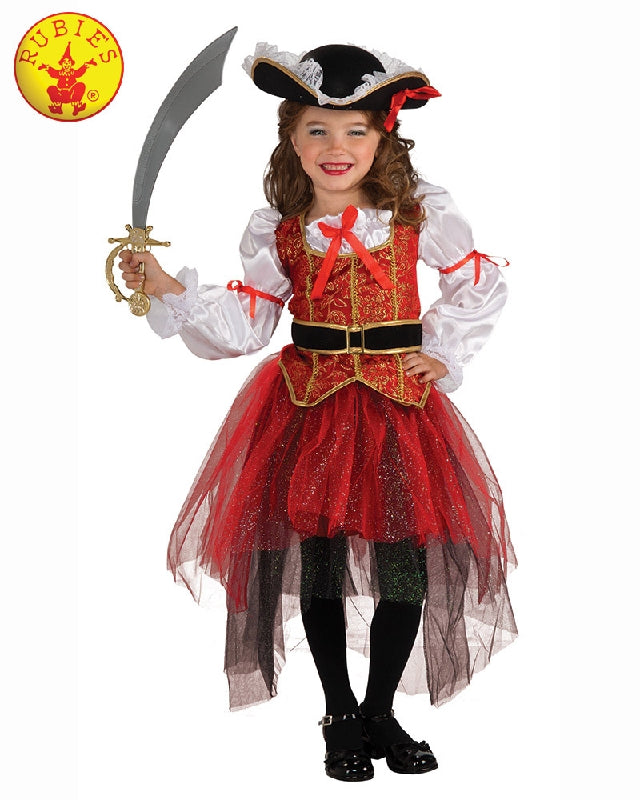 COMING SOON... Princess of the Seas Girls Costume - Sizes S, M, L - Salsa and Gigi